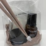 Age repair sleep masker, detox serum, hydra mist
